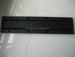 mat rubber expansion joint/rubber expansion joints for bridge/plank-rubbery retractile device