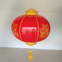 perfect design recycle inflatable lantern for Festival celebration deraction