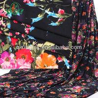 Printed Nylon Tricot Lingerie Fabric/Seamless Underwear Fabric