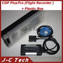 2014.R2 CDP plus Pro cars&trucks(Compact Diagnostic Partner) Car diagnostic tool with plastic box pakced