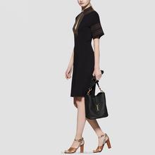 ziemlich lady dress neuen 2015 frauen mittleren alters mode kleid