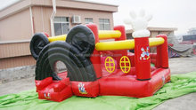 inflatable combos ,inflatable jumper and slide combos ;hotselling animal dry slide combos,castle combos