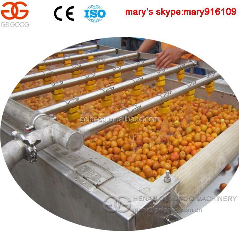 vegetables washing machine
