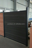 2015 Outdoor New High Quanlity WPC Decking/Fence/Railing