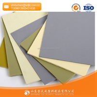 rigid pvc sheet manufacture