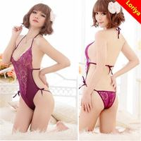 Excellent quality stylish bow design sexy girls swimming lingeries
