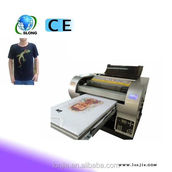 Wholesale digital garment printer t shirt printing machine for T shirt digital printer