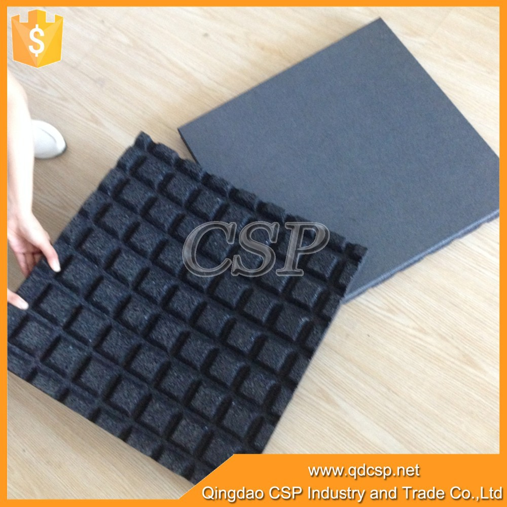 50mm Thick China Soft Outdoor Cheap Tiles Swimming Pool