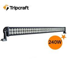 Wholesale 10V~30V for SUV, ATV, Truck, Offroad, Jeep LED Offroad Epistar LED 240W Offroad Light