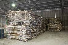 Wet and dry cow hides available for immediate supply