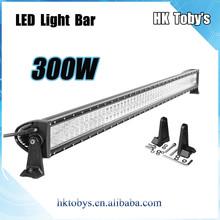 2015 Hot sale 52inch Led light bar for truck,antomotive,jeep,300W Offroad Light bars