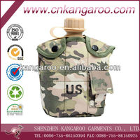 US Army Water Bottle with Aluminium Canteen 1L