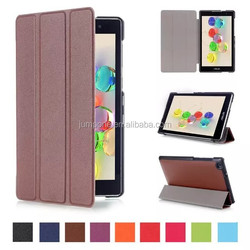 Hot Sale Voltage Type Leather Stand Case For HuaWei MediaPad T1 8.0 inch S8-701U S8-701W Tablet