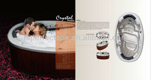 modern design hot tubs to saving bedroom/ bathroom space