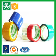 BOPP Clear Packing Tape for Carton Sealing with good viscosity