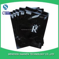plastic flexible packaging bag for stockings socks