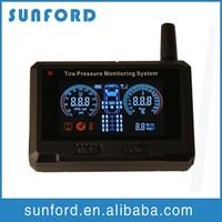 Truck tire diagnostic tool pressure sensor tire tpms meter sensor indicator TPMS monitor sensor