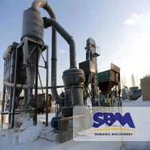 SBM high efficiency energy-saving copper ore mills with low price