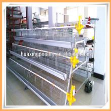 Automatic chicken farm equipment layer chicken cage