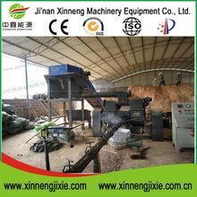 1000kg/h biomass briquette machine for wood charcoal production line