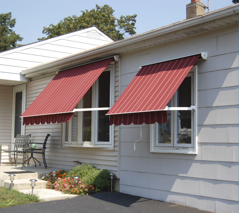 High Quality Horizontal Polyester Retractable Awning - Buy ...
