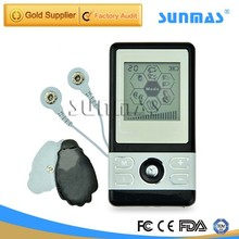 New invention electrical stimulation back pain SUNMAS 9198 sell on alibaba