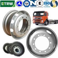 22.5 heavy truck wheel rim 10 hole