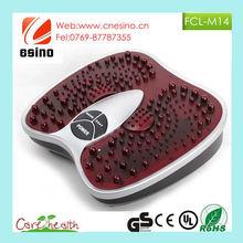 ESINO Best Seller FCL-M14 Vibrating Foot Massager,2014 Hot Sale Foot Massage Machine,Foot Mssage Machine Walmart