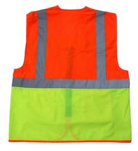 men women reflective safety vest with fine workmanship