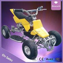 Basecent Atv 49Cc Electric Start Atv 4 Wheel Motorcycle