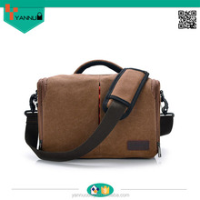 china products online canvas shoulder bag digital camera bag in new designer