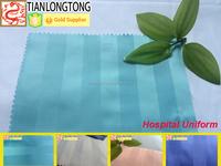 hospital gown fabric/nurse scrubs/wholesale fabric
