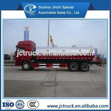 transportation water tank truck