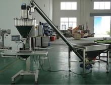 Manual Cargill cacao en polvo máquina de llenado de polvo