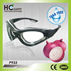 (P933) new adult safety glasses, onion goggles