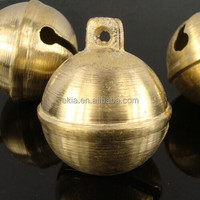 Hot selling cooper bells Round christmas bells T20