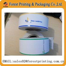 Baggage tag for airline ,baggage tag printing in factory