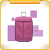 Waterproof travel time luggage new style travel zone luggage