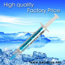NANO THERMAL GREASE HY810 WITH GOOD ELECTRIC INSULATING FOR LED/NOTEBOOK