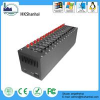 latest technology bulk sms rj45 interface wavecom 16 port gsm modem