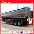 Asfalto / bitumen / pitch camión cisterna remolque con la preservación del calor del sistema ( volumen opcional )