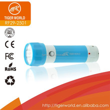 ODM OEM most powerful fast track dimmable 3w led flashlight torch for Africa South America