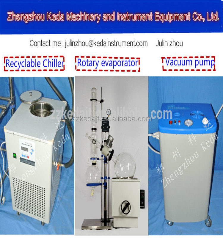 <KD>2014 Latest Design EXRE-20L Industrial Explosion-proof Rotary Evaporator