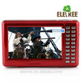 "6.2 "" HD de pantalla mp4 player con puerto usb"