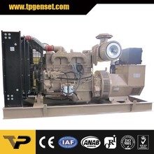 Open type water cooled diesel genset Powered by Cummins 275 Kva