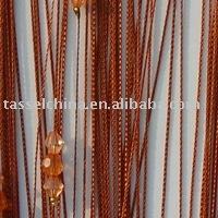 thread curtain ,thread door curtain , beaded curtain
