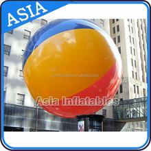 Huge Waterproof Rainbow Inflatable Balloons For Advertising