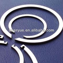 Spare Parts TS16949 Certificated Complete Product System snap ring spring o clamp for exhaust