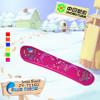 Outdoor Winter snow ski boy snowboard