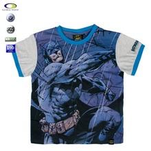 2015 Custom lovely printing children t shirt guangzhou wholesale